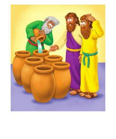 Flannel Board Stories, Water Into Wine, Jesus Christ, Disney Characters, Fictional Characters, Religion, Clip Art, Disney Princess, Miracles Of Jesus