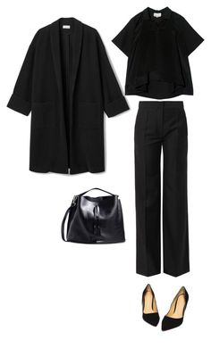 "MINIMAL + CLASSIC: ""Untitled #562"" by feryfery ❤ liked on Polyvore featuring Balenciaga, 3.1 Phillip Lim and Maison Margiela"