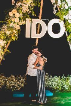 Beach Wedding in Hua Hin - Full of Fun Wedding Ideas Wedding Goals, Destination Wedding, Wedding Designs, Wedding Ideas, High School Sweethearts, Wedding Proposals, Walking Down The Aisle, Happily Ever After, Night Time
