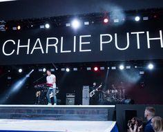 Boooom ❤️  #charlieputh #summertimeball2017 #uk #capitalfm