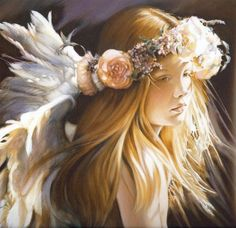 Angel of the Arts ~ Nancy Noel
