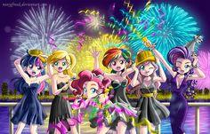 Happy New year by NanyJfreak.deviantart.com on @DeviantArt