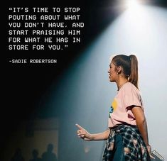 Sadie Robertson So inspirational From the Sadie Robertson app. U do have sole s a die rob er t son end it then! Sadie Robertson, Bible Verses Quotes, Jesus Quotes, Faith Quotes, Life Quotes, Scriptures, Timing Quotes, Life Verses, Wisdom Quotes