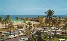pier park where penrods or nicki beach is now, via Flickr. Lots of sunburns were had here. Definitely more developed now but it's the only picture I found with the pier.