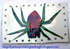 Make your own lacing cards. The Very Busy Spider The Very Busy Spider, Affordable Daycare, Inspirational Lines, Starting A Daycare, Lacing Cards, Go Fly A Kite, Eric Carle, Starting Your Own Business, Working With Children