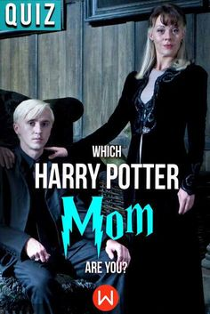 Quiz: Which Harry Potter Mom Are You? - Women.com