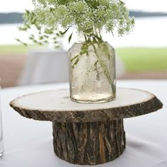 wooden cake plates by Sunday Hatch are perfect for displaying your wedding cake, cupcakes, centerpieces (mason jars, anyone? These cake plates Bee Invitations, Wood Cake, Cottage Wedding, Wooden Plates, Rustic Cake, Diy Pallet Projects, Piece Of Cakes, Cake Plates, Wood Crafts