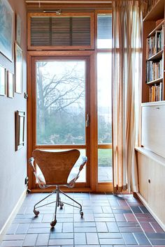 Ännu ett rum tänkt som sovrum. Fasanstigen 4. Bjurfors.se