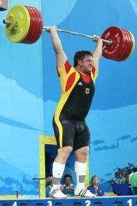 Matthias Steiner - Weightlifting - Beijing Olympics 2008 - Mens +105kg
