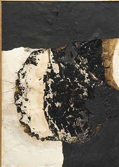 Combustione E 2 By Alberto Burri ,1960