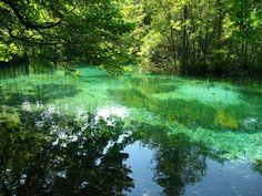 クロアチアの世界遺産『プリトヴィツェ湖群国立公園』