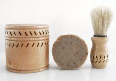 Son of a Sailor Supply #wood #woodburn #ornaments #modern #design #shaving