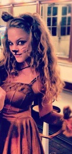 Lioness lion costume Halloween
