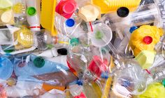 With plastic piling up in landfills and waterways, and disintegrating into ocean pollution, looking for ways to cut plastic use or recycling plastic is an important