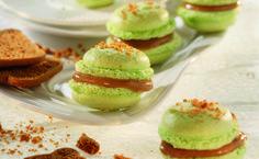 Recette de Macarons spéculoos - i-Cook'in