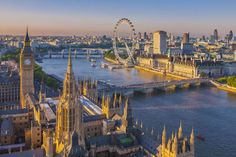 The British capital took this year's top spot and with iconic attractions like Tower Bridge, Bucking... - Getty