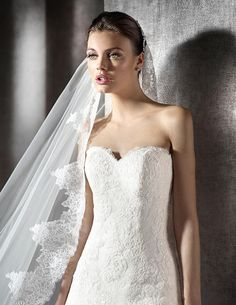 ZURIN, Wedding Dress #rosaygris