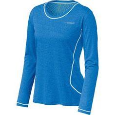 Long-sleeved technical running shirt for women: Brooks Versatile EZ Long Sleeve