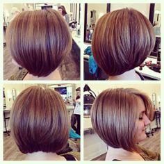 graduated BOB! hair salon baton rouge, la hair salon mandeville, la