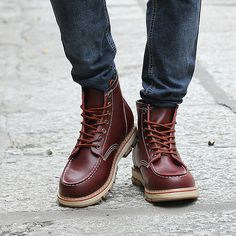 Why Wear Boots: The Many Benefits of Boots for Men #mens #fashion
