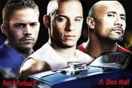 FAST &  FURIOUS 6 by DON HALL, 6' X 4' $4000 AT 671 WASHINGTON. ANY SUBJECT, ANY SIZE, DON 305 244 5740 DONWEN123@GMAIL.COM