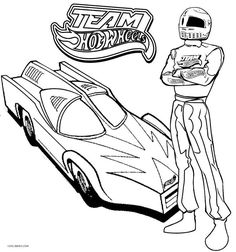 Hot Wheels Monster Truck coloring page for kids, transportation ...