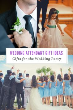 A List Of The Best Wedding Gifts For Attendants All Are Quick To Browse And