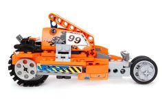 LEGO: SUPER MOTORCYCLE
