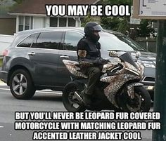 If I could ever ride a motorcycle, PLEASE let it be like this one!