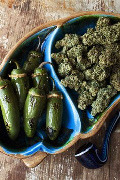Stuffed Stoned Jalapeno Poppers | 17 Marijuana-Packed Recipes To Celebrate The Stoner Bowl