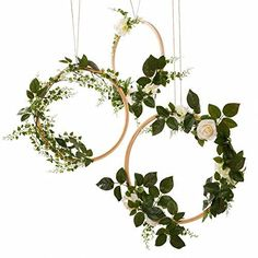 Ling's moment Spring Summer Greenery Wedding Handcrafted ...