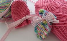 Free Crochet Pattern For Baby Scratch Mittens : 1000+ images about Crochet Baby Scratch Mittens on ...