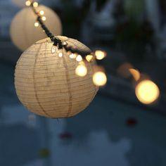 Décorer ses lumières de mariage en toute sécurité - Marie Claire