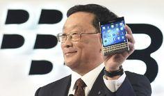 """Bài viết liên quan  Cận cảnh BlackBerry KEYone: Sự trở lại đầy ngẫu hứng của """"Dâu Đen"""", giá không hề ngọt! BlackBerry chính thức """"hồi sinh"""" nhờ từ bỏ mảng kinh doanh điện thoại BlackBerry sẽ sớm ra mắt máy tính..."""