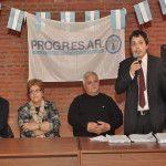 El Jefe de la UDAI Catamarca Sebastián Nóblega y el intendente de La Paz Pio Carletta anunciaron aumento a jubilados y lanzaron Progresar en el departamento La Paz