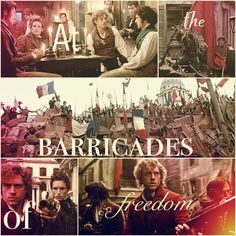 Les Mis (2012)   At the barricades of freedom!