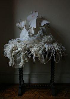 Ship-wreck: fabric + ship + chaos