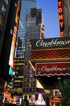 Casablanca Hotel, New York, N.Y.
