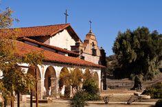California -- Monterey County -- Mission San Antonio de Padua (founded 1771)