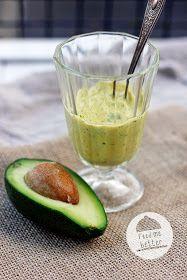 Feed Me Better: Dressing z awokado do sałatek.