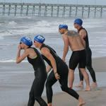 Psych Yourself Up for Open Water:  Strategies to help fend off panic attacks and stay safe.