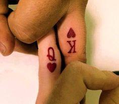 Cute couples tat