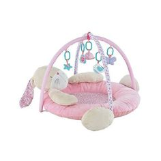 Rabbit Baby Fitness Bodybuilding Frame Velvet Cotton Activity Gym Play Mat A Baby Gym, Baby Play, Baby Doll Nursery, Baby Girl Toys, Baby Boy Room Decor, Baby Boy Rooms, Mothercare Baby, Educational Baby Toys, Baby Equipment