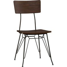 Elston Side Chair  | Crate and Barrel