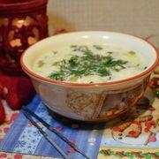 Похмельный кисломолочный суп https://www.go-cook.ru/poxmelnyj-kislomolochnyj-sup/  Новогоднее застолье, как правило, предполагает большое количество горячительных напитков. И очень может быть, что в пылу празднования вы с ними переберете, а наутро будет дурное настроение. Как быть? Этот суп вам поможет! Рецепт похмельного кисломолочного супа Время подготовки: 10 минут Время приготовления: 15 минут Общее время: 25 минут Кухня: Грузинская Тип: Первое блюдо Порций: 1 … Читать далее Похмельный…