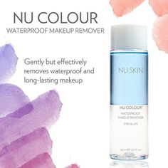 Blended with the best of skin care science, this complete color line enhances and illuminates your natural beauty - bringing the best of Nu Skin to color. Quick Makeup, Free Makeup, Nu Skin, Waterproof Makeup Remover, Long Lasting Makeup, Make Up Remover, Perfume, Anti Aging Skin Care, Swagg