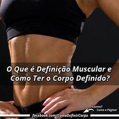 O Que é Definição Muscular e Como Ter o Corpo Definido?   ➡ https://segredodefinicaomuscular.com/o-que-e-definicao-muscular-e-como-ter-o-corpo-definido/  Se gostar do artigo compartilhe com seus amigos :) #boatarde #goodafternoon #bodybuilder #fitness #EstiloDeVidaFitness #ComoDefinirCorpo #SegredoDefiniçãoMuscular