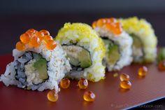 Best Flying Fish Or Salmon Roe Recipe on Pinterest