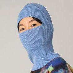 Balaclava, Knitted Hats, Turtle Neck, Sweaters, Check, Fashion, Moda, Fashion Styles, Sweater