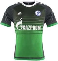 Schalke 04 2015-16 adidas Third